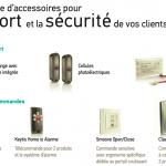 Sécurité & Confort : Feu orange avec antenne intégrée, Cellules photoélectriques, Batterie de secours 1600 mAh.
