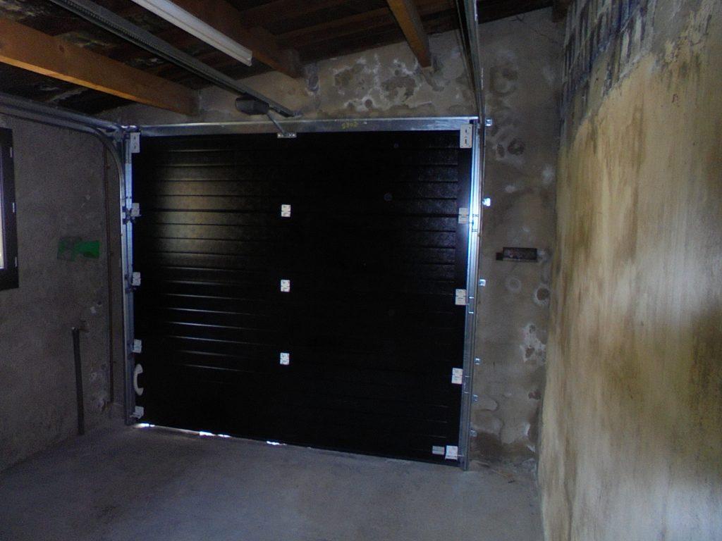 Porte de garage automatisme basculante sectionnelle enroulable - Automatisme porte garage basculante ...