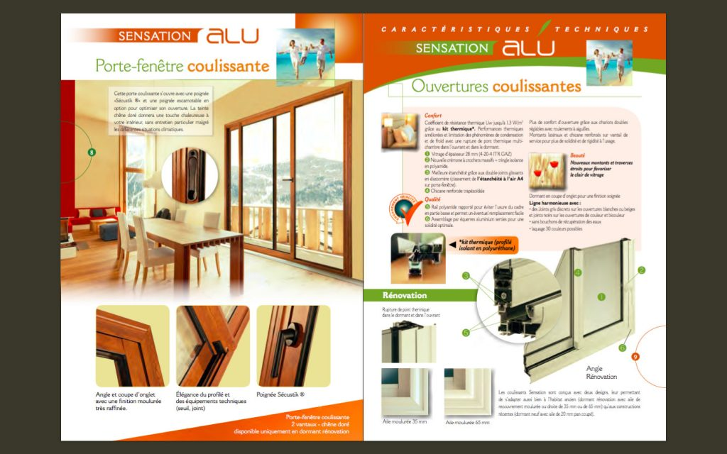 Fpee Coulissant alu