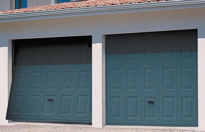 Porte garage basculante store 62 for Alarme porte de garage basculante